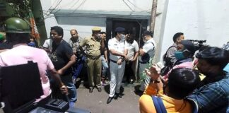 Rakesh Singh was arrested while trying to flee West Bengal, Kolkata Police said. Pamela Goswami of the BJP's youth wing in Bengal who was arrested for possession of drugs, had accused her party colleague Rakesh Singh of 'planting cocaine' in her car