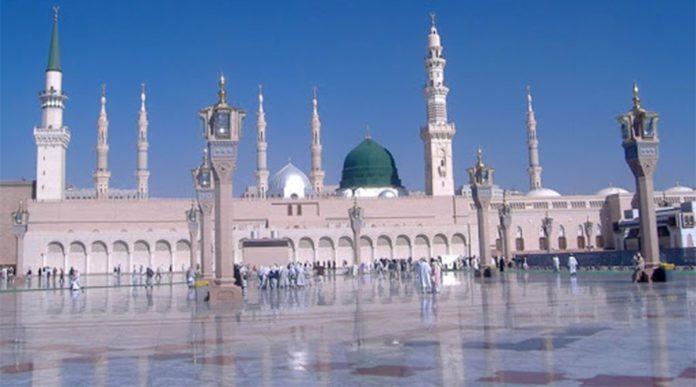 مسجد نبوی صلی علیہ وعلیٰ آلہ وسلم