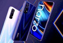 Realme Narzo 30 pro 5g Smartphone