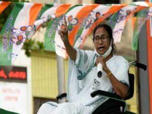 ممتا بنرجی ،وزیر اعلیٰ مغربی بنگال